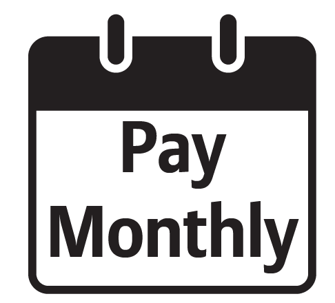 pay monthly Calendar G8